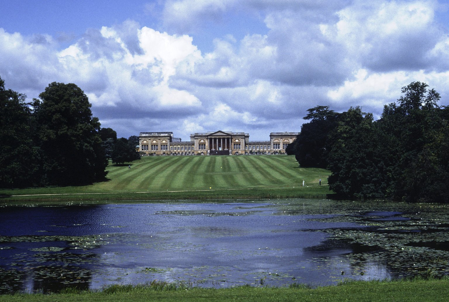 Stowe, exterior, Southern environs
